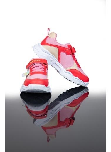 Letoon Ltn015 Çocuk Spor Ayakkabı Pembe